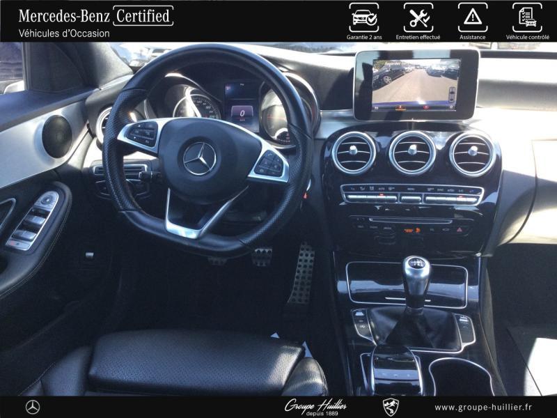 Mercedes Classe C 180 180 d Sportline Bleu occasion à Gières - photo n°6