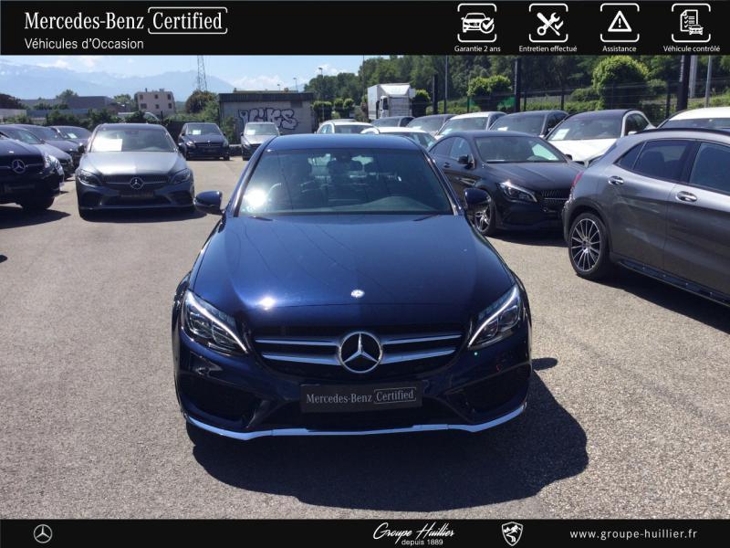 Mercedes Classe C 180 180 d Sportline Bleu occasion à Gières - photo n°5