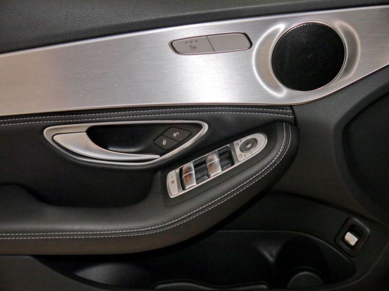 Mercedes Classe C 180 180 Bleu occasion à Beaupuy - photo n°6