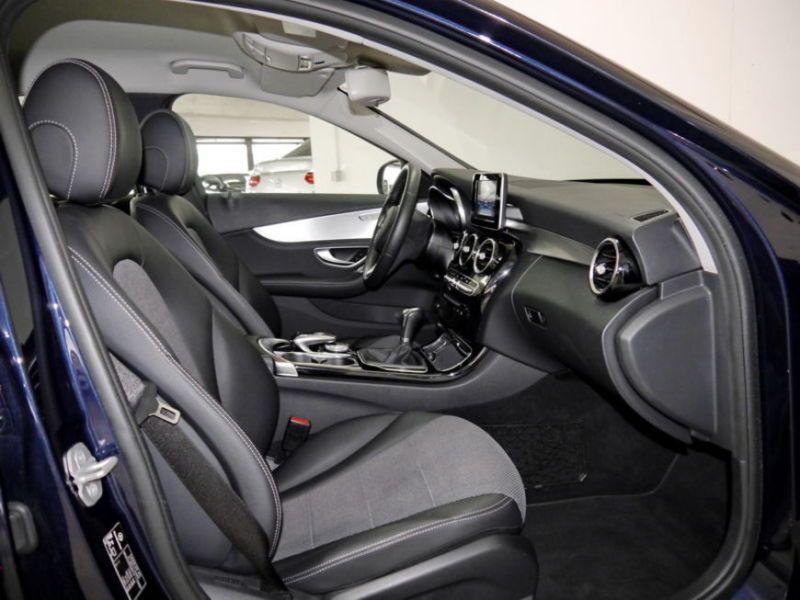 Mercedes Classe C 180 180 Bleu occasion à Beaupuy - photo n°3