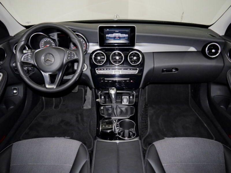 Mercedes Classe C 180 180 Bleu occasion à Beaupuy