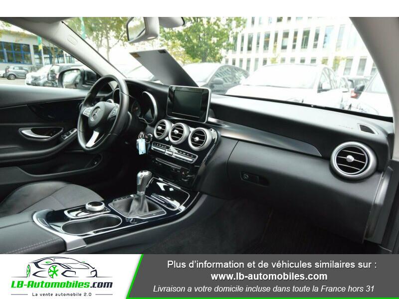 Mercedes Classe C 180 180 Noir occasion à Beaupuy - photo n°15