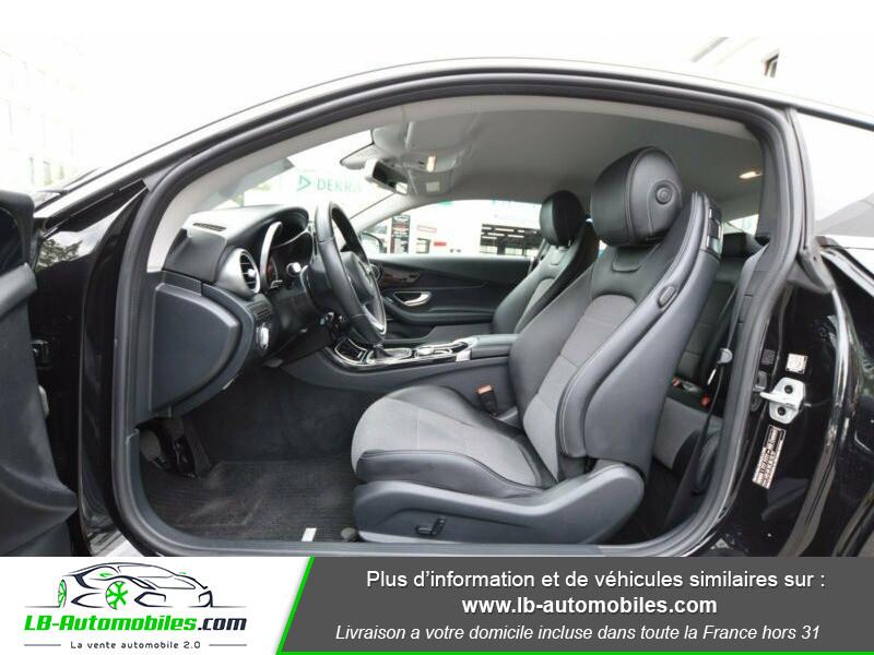 Mercedes Classe C 180 180 Noir occasion à Beaupuy - photo n°2