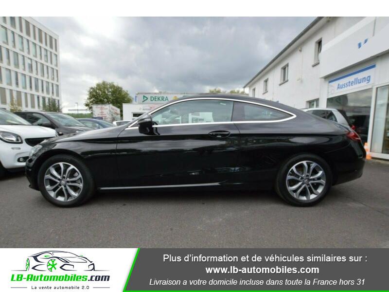 Mercedes Classe C 180 180 Noir occasion à Beaupuy - photo n°7