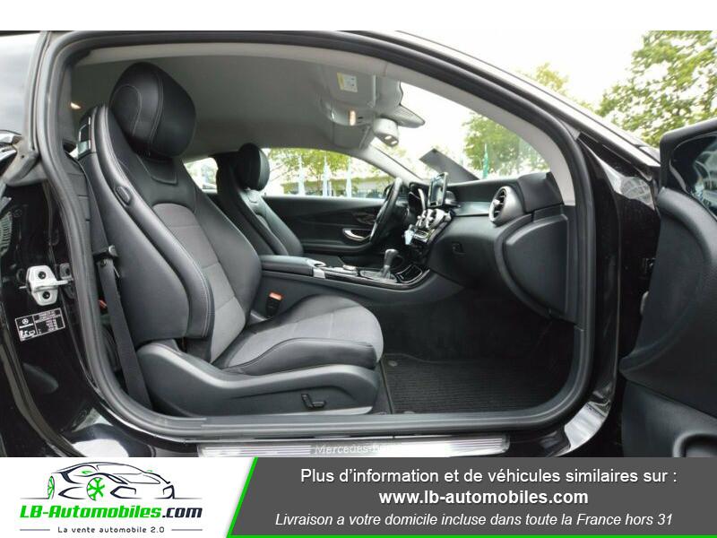 Mercedes Classe C 180 180 Noir occasion à Beaupuy - photo n°16