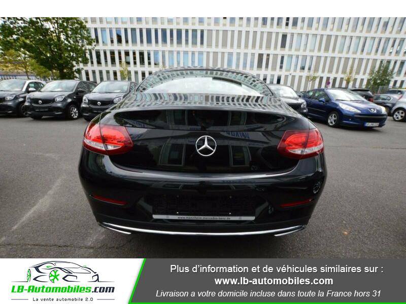 Mercedes Classe C 180 180 Noir occasion à Beaupuy - photo n°9