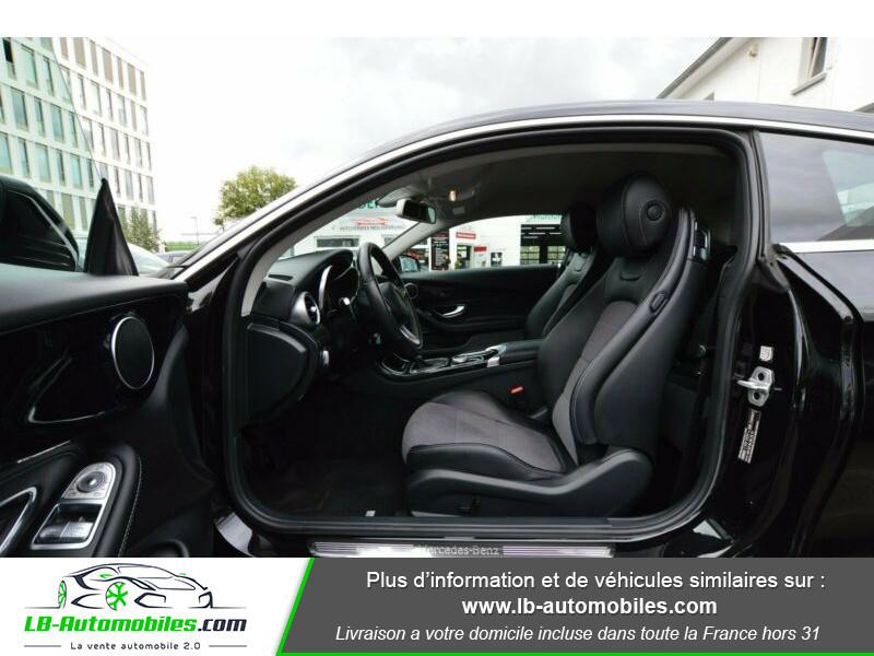 Mercedes Classe C 180 180 Noir occasion à Beaupuy - photo n°11