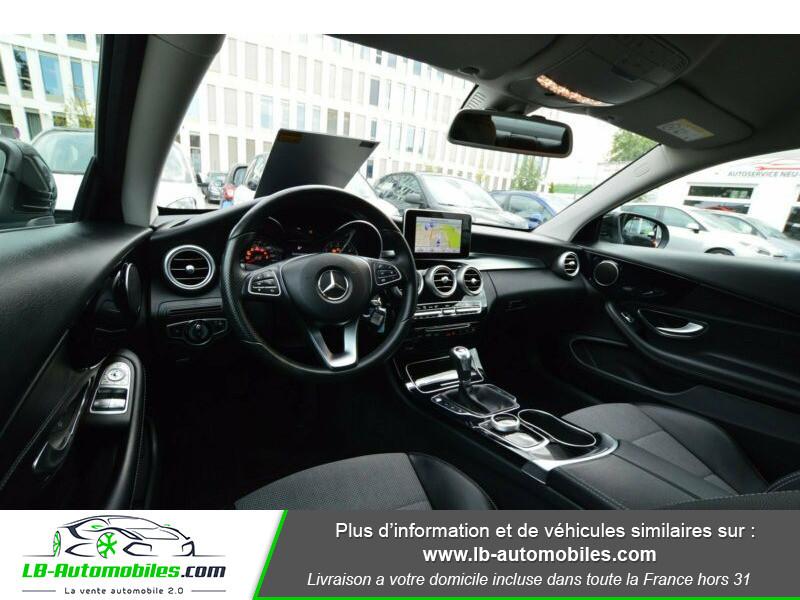 Mercedes Classe C 180 180 Noir occasion à Beaupuy - photo n°3