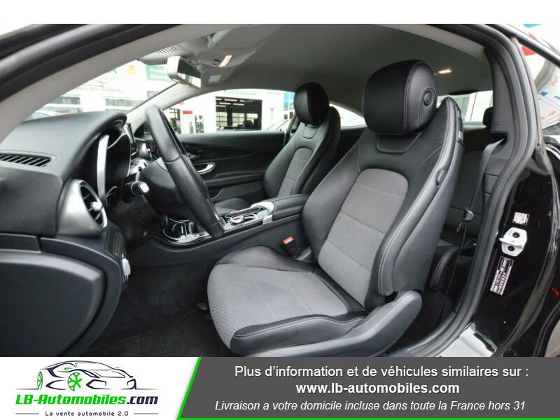 Mercedes Classe C 180 180 Noir occasion à Beaupuy - photo n°5