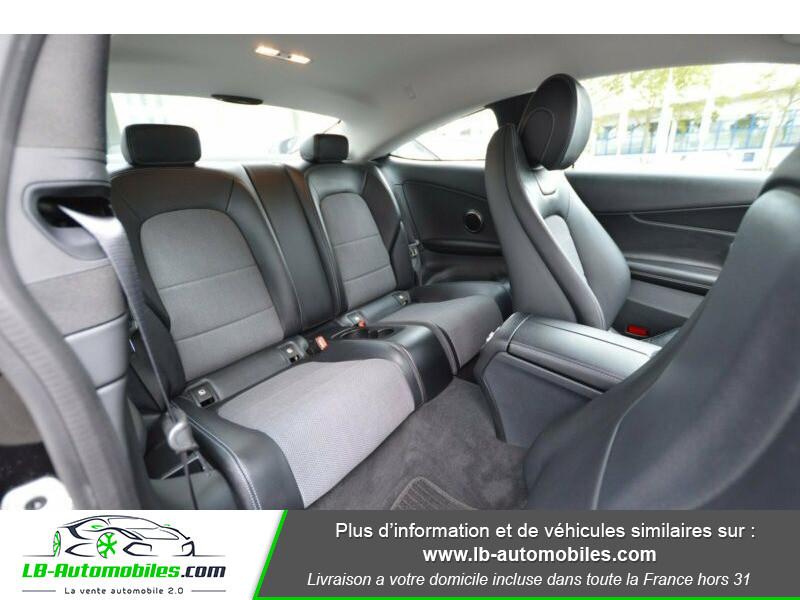 Mercedes Classe C 180 180 Noir occasion à Beaupuy - photo n°12