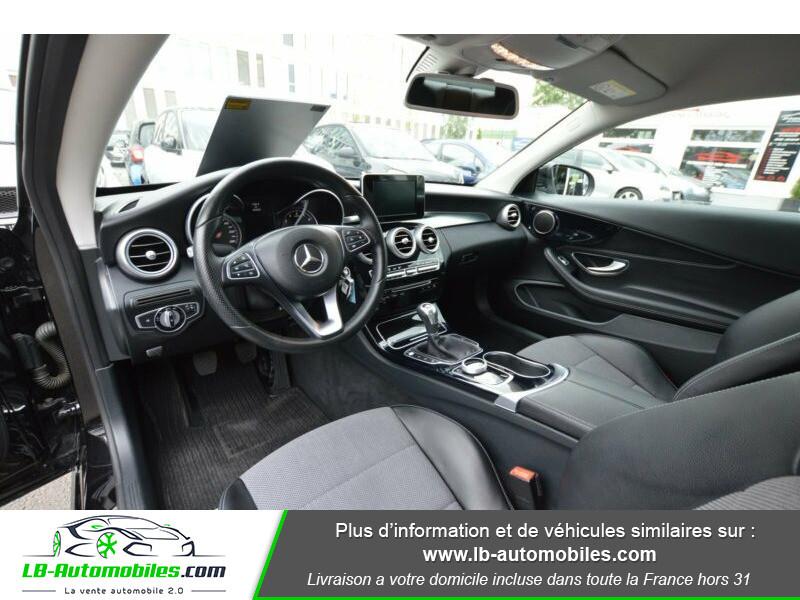 Mercedes Classe C 180 180 Noir occasion à Beaupuy - photo n°18