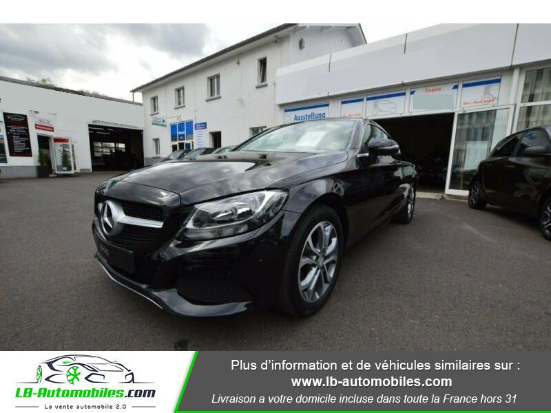 Mercedes Classe C 180 180 Noir occasion à Beaupuy - photo n°10