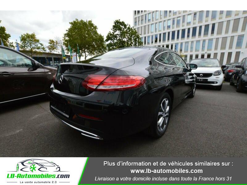 Mercedes Classe C 180 180 Noir occasion à Beaupuy - photo n°17