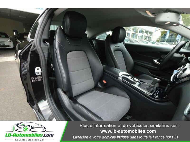 Mercedes Classe C 180 180 Noir occasion à Beaupuy - photo n°14