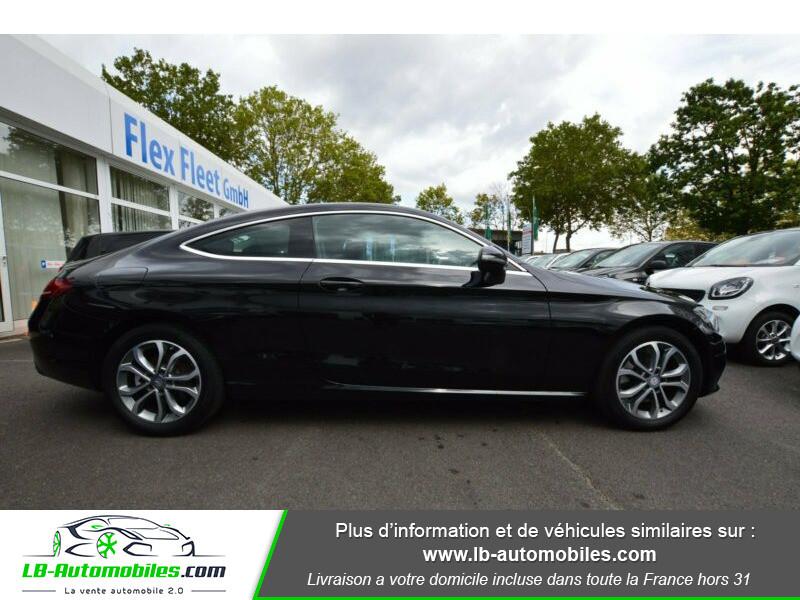 Mercedes Classe C 180 180 Noir occasion à Beaupuy - photo n°8