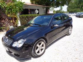 Mercedes Classe C 200 Noir, garage AUTOS 4X4 AZUR à Aucamville