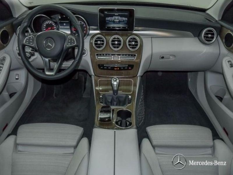 Mercedes Classe C 200 200 AMG Noir occasion à Beaupuy