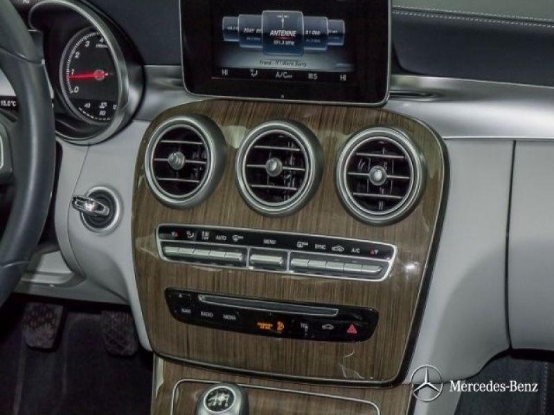 Mercedes Classe C 200 200 AMG Noir occasion à Beaupuy - photo n°5