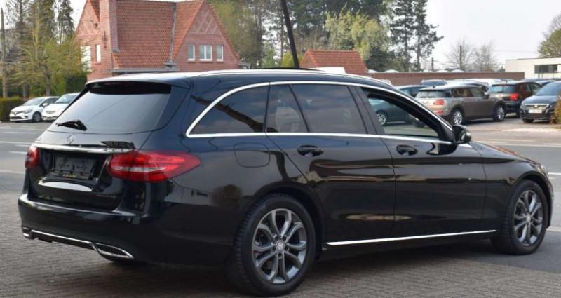 Mercedes Classe C 200 200 Avantgard Noir occasion à Ingelmunster - photo n°5