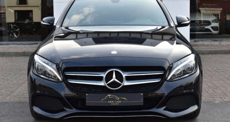 Mercedes Classe C 200 200 Avantgard Noir occasion à Ingelmunster - photo n°2