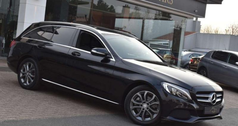 Mercedes Classe C 200 200 Avantgard Noir occasion à Ingelmunster - photo n°3