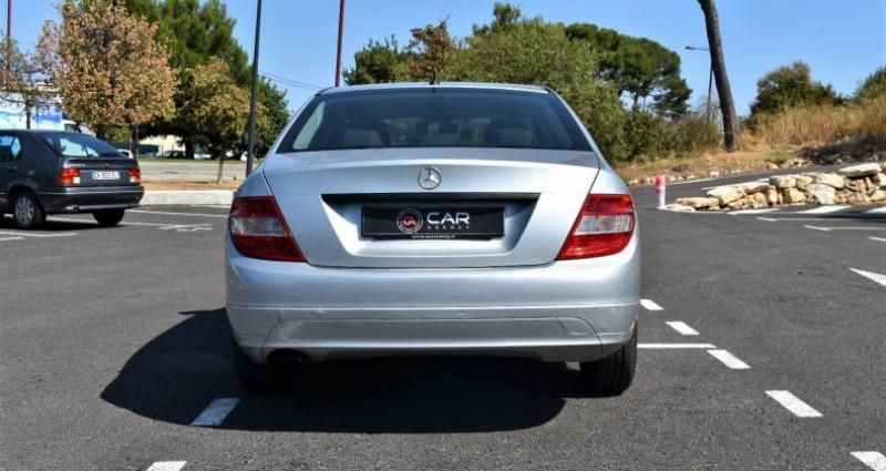 Mercedes Classe C 200 200 CDI 136 CH GARANTIE Gris occasion à ANTIBES - photo n°6