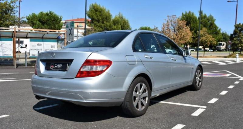 Mercedes Classe C 200 200 CDI 136 CH GARANTIE Gris occasion à ANTIBES - photo n°5