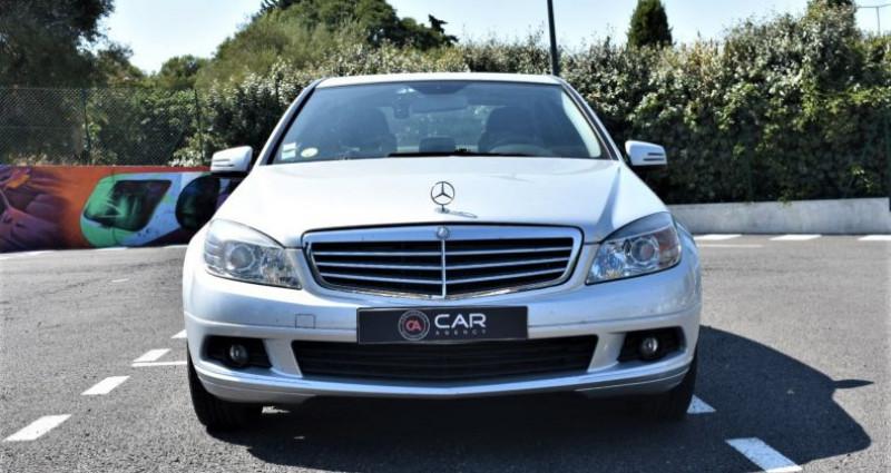 Mercedes Classe C 200 200 CDI 136 CH GARANTIE Gris occasion à ANTIBES - photo n°2