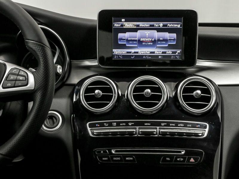 Mercedes Classe C 200 200 CDI AMG Blanc occasion à Beaupuy - photo n°5