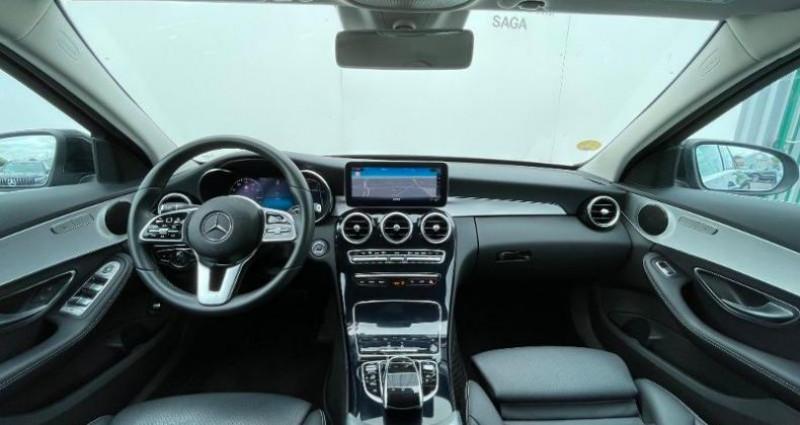 Mercedes Classe C 200 200 d 150ch Avantgarde Line 9G-Tronic Noir occasion à Cambrai - photo n°7