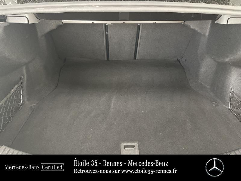 Mercedes Classe C 200 200 d 160ch AMG Line 9G-Tronic Noir occasion à SAINT-GREGOIRE - photo n°12