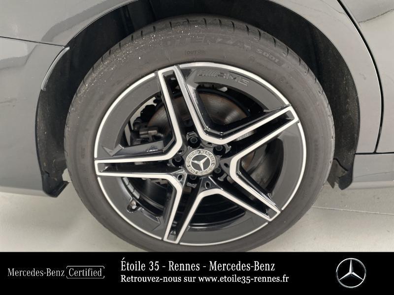 Mercedes Classe C 200 200 d 160ch AMG Line 9G-Tronic Noir occasion à SAINT-GREGOIRE - photo n°15