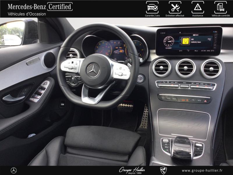 Mercedes Classe C 200 200 d 160ch AMG Line 9G-Tronic  occasion à Gières - photo n°6