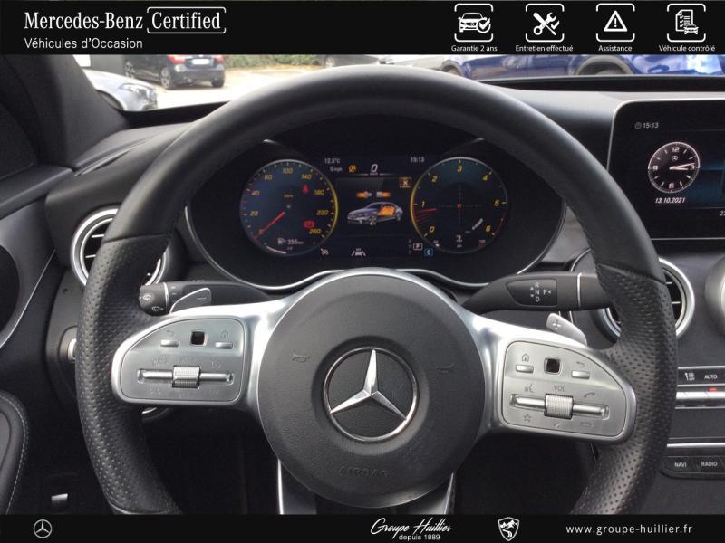 Mercedes Classe C 200 200 d 160ch AMG Line 9G-Tronic  occasion à Gières - photo n°9