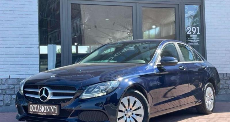 Mercedes Classe C 200 200 d - GPS - Radar Arr - Full cuir Bleu occasion à Châtelet