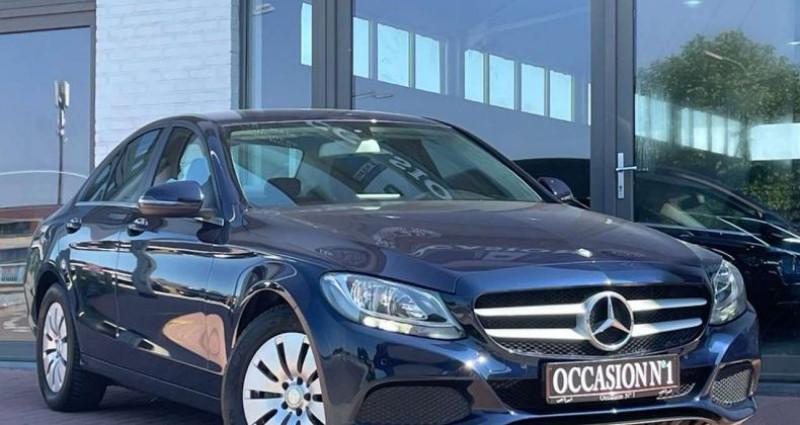 Mercedes Classe C 200 200 d - GPS - Radar Arr - Full cuir Bleu occasion à Châtelet - photo n°5
