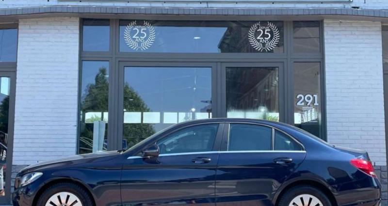 Mercedes Classe C 200 200 d - GPS - Radar Arr - Full cuir Bleu occasion à Châtelet - photo n°6