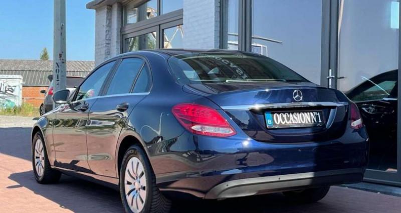 Mercedes Classe C 200 200 d - GPS - Radar Arr - Full cuir Bleu occasion à Châtelet - photo n°4