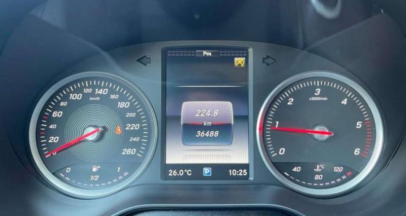 Mercedes Classe C 200 200 d - GPS - Radar Arr - Full cuir Bleu occasion à Châtelet - photo n°7