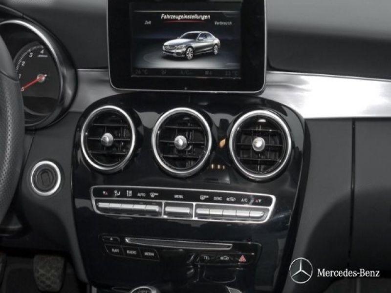 Mercedes Classe C 200 200 Argent occasion à Beaupuy - photo n°5
