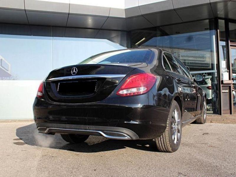 Mercedes Classe C 200 200 Noir occasion à Beaupuy - photo n°2
