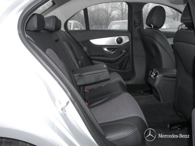 Mercedes Classe C 200 200 Argent occasion à Beaupuy - photo n°4