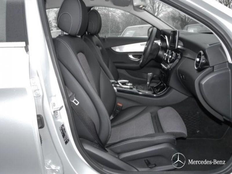 Mercedes Classe C 200 200 Argent occasion à Beaupuy - photo n°3