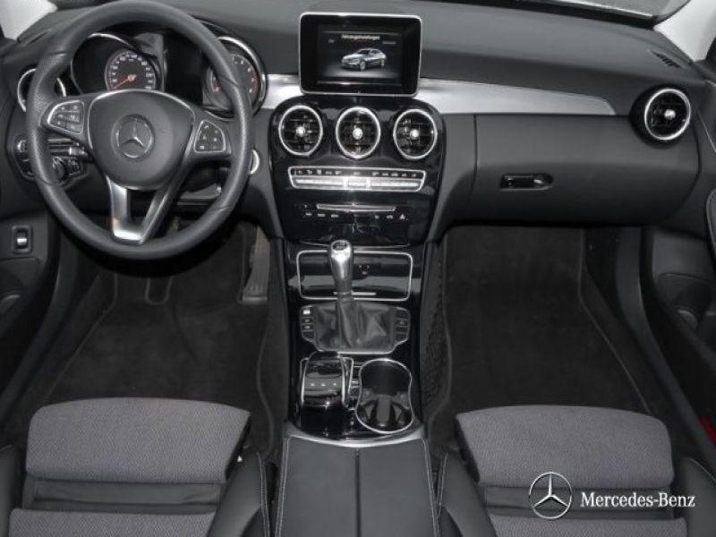 Mercedes Classe C 200 200 Argent occasion à Beaupuy