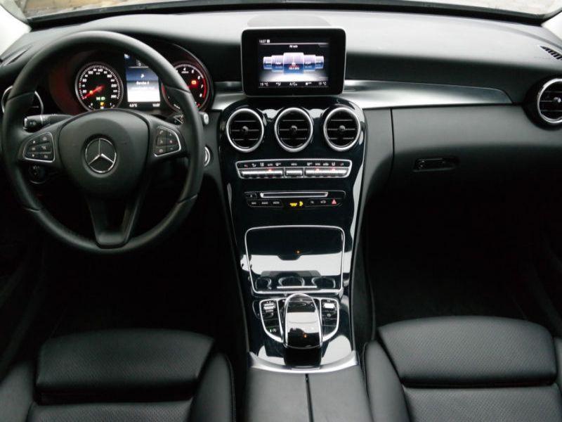 Mercedes Classe C 200 200 Gris occasion à Beaupuy