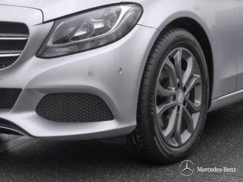 Mercedes Classe C 200 200 Argent occasion à Beaupuy - photo n°7