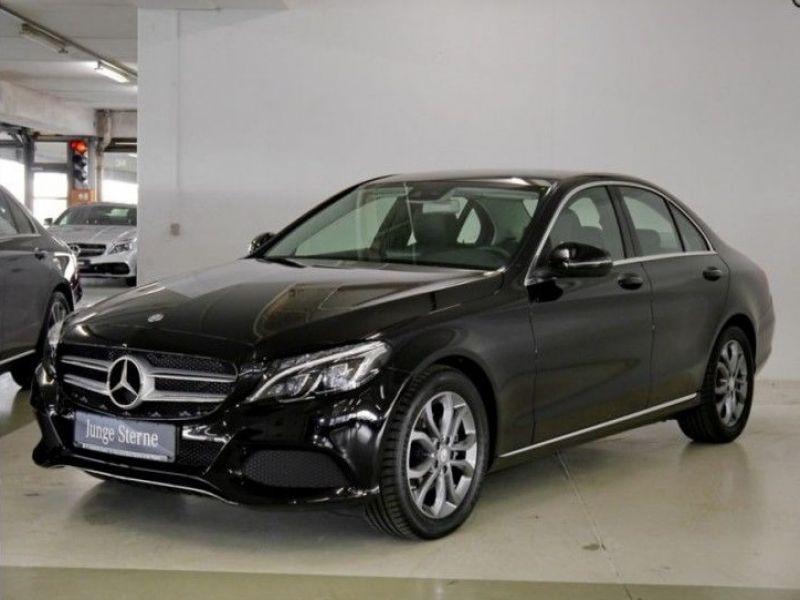 Mercedes Classe C 200 200 Noir occasion à Beaupuy
