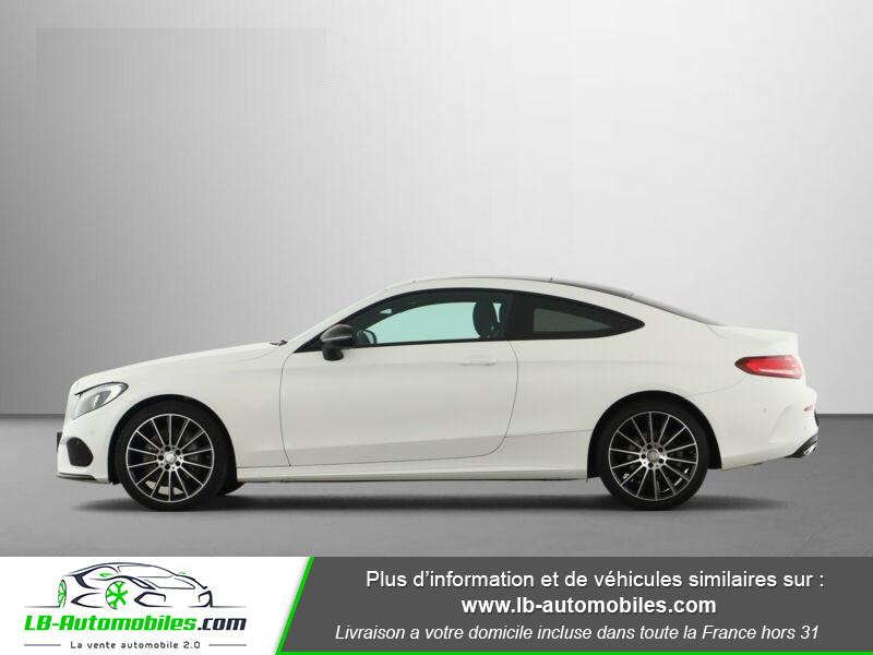 Mercedes Classe C 200 200 Blanc occasion à Beaupuy - photo n°8