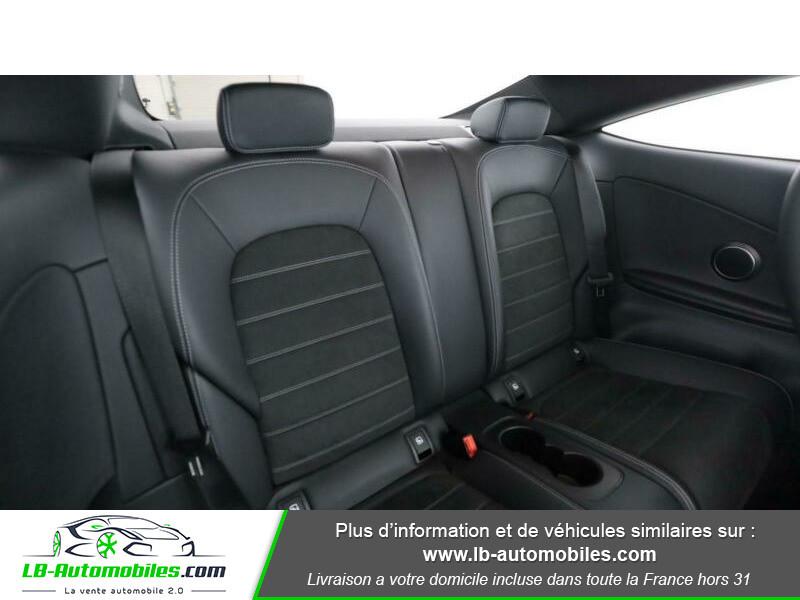 Mercedes Classe C 200 200 Blanc occasion à Beaupuy - photo n°4