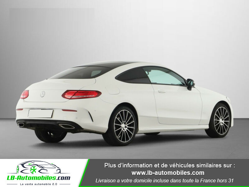 Mercedes Classe C 200 200 Blanc occasion à Beaupuy - photo n°3